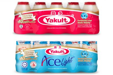 yakult and yakult ace light