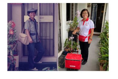 Memory Makers: Singapore's first Yakult Lady still delivers door to door